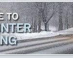 Prepare Your Car: Get Winterized!