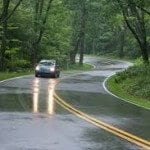Spring Showers Bring Driving Safety Hazards