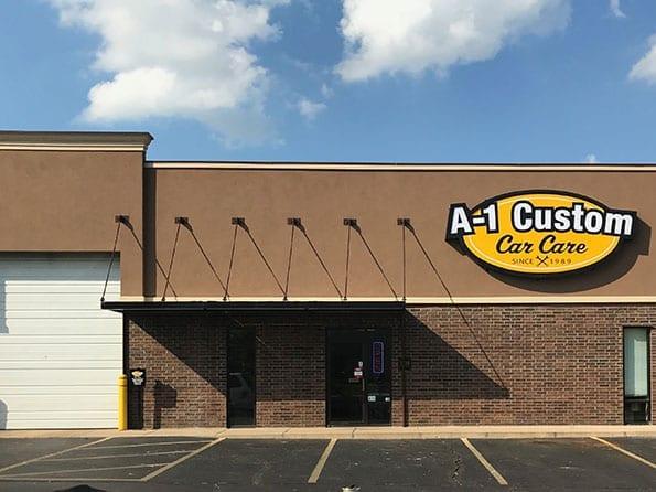 A-1 Custom Car Care - Southwest Springfield
